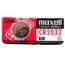 Maxell Micro Lithium Cell CR2032(3V) BL-1 (батарейка литиевая) (20)