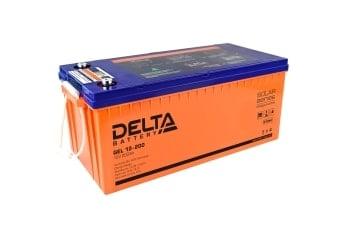 Гелевые аккумуляторы DELTA GEL