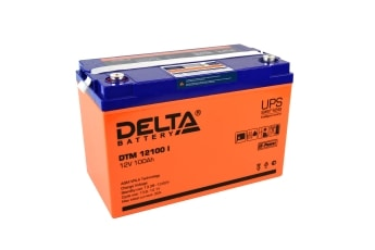 AGM-аккумуляторы DELTA DTM (I)